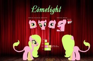 Limelight Debute! +Ref by SNlCKERS