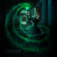 Essence Of Evil by Corvinerium