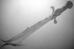A sword by SolnceDei