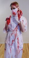 Undead Nurse 11 by Angelic-Obscura