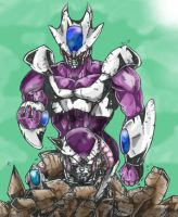 Cooler vs. Frieza by Rodimus84