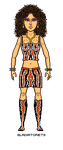 Pixel Character 3 by Gladiatore79