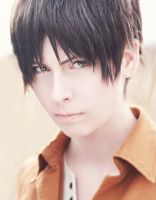 Eren Jaeger - Attack on Titan by H-IBIKI
