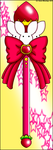 Mew Berry's Ucha Wand by Sweet-Blessings