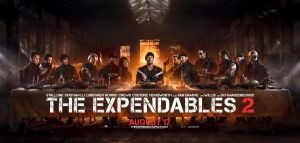 Expendables 2 Last Supper by odahilys
