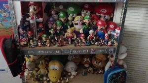 Mario collection by TOADMA