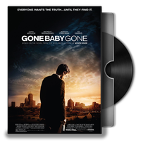 Gone Baby Gone Folder DVD Icon by Omegas82128