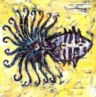Squid by CliveBarker