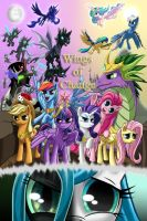 Wings of Change poster by Starbat