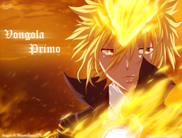 KHR: Vongola Primo. by aagito