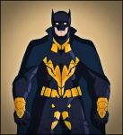 Batman 3 of Earth 2 - The New 52 by DraganD
