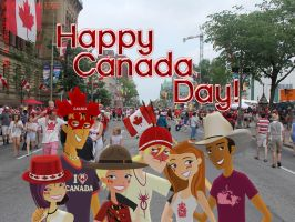 Happy Canada Day 2015---AM by daanton
