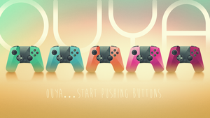 OUYA ... Start pushing buttons by Mellergaard