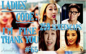 LADIES' CODE - I'M FINE THANK YOU |ScreenCaps#65| by ArianaMoya