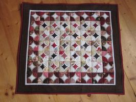 Dollquilt by MrsQuilty