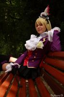 Alois Trancy by Sweet-Empathy