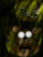 Springtrap by ElleAhwElle