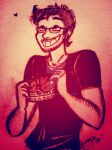 All Hail The Crowned King of FNAF! by Shenny-Shendelier
