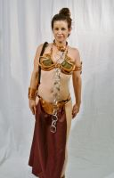 Slave Princess Leia 01 by Studio5Graphics