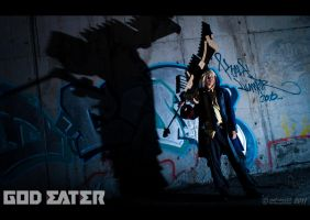 God Eater - Soma by nutcase23