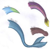 Sea Zora Head-Tail Physiology by Beasts-of-Blood