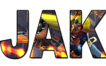 PSASBR Nameplate - Jak and Daxter by Denariax