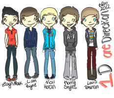 One Direction by HannahRenae