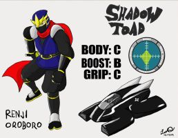 Shadow Toad by BurgerKiller