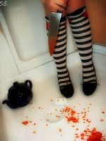 Killed the Hare by xoalicecullenox