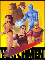 WATCHMEN by musechan