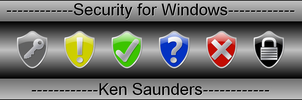 Security Icons by KenSaunders