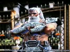 Edge Master - Soul Calibur V by LightTheDragon19