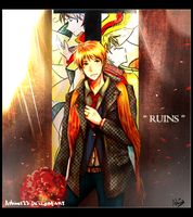APH -- Livestream 05 -- RUINS by aphin123