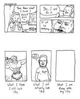 Beard Comix by EricHetherington