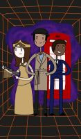 Inspector Spacetime by EGLemming