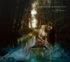 Daughter of Darkness by vanesagarkova