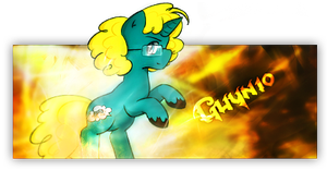 MLP - Forum signature for Guynio by ossie7