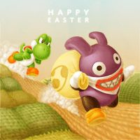 Easter 2016 by WEAPONIX
