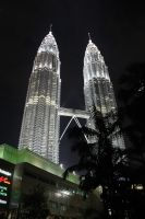 KLCC -Malaysia by mustange
