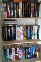 Stephen King Book Collection by RavenMedia
