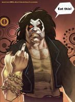 Lobo Commission Colors by xavor85