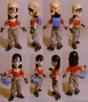 DragonballGT Pan custom by pgv
