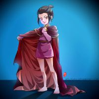 Azula _ Childhood Dream by kelly1412