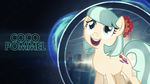 Coco Pommel (Collab with Omniscient-Duck) by VisualizationBrony