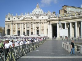 The Vatican by Tasky