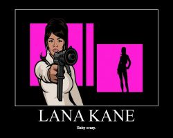 Lana Kane Is... by UglyKatsuki