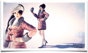 `~ Momiji European Fashion ~` by VeiradA