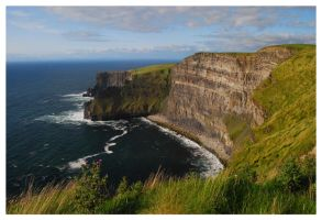 Cliffs of Moher - revisited II by 250981