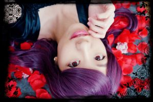 Tokyo Ghoul - Rize by Eiloria