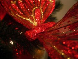 Butterfly Ornament 1 by AnaMesquitaPhotos